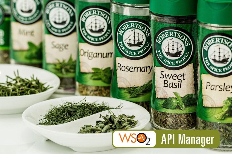 WSO2 API Manager samples