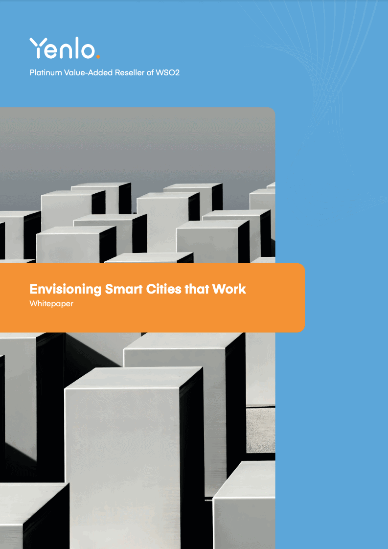 Whitepaper cover Smart Cities
