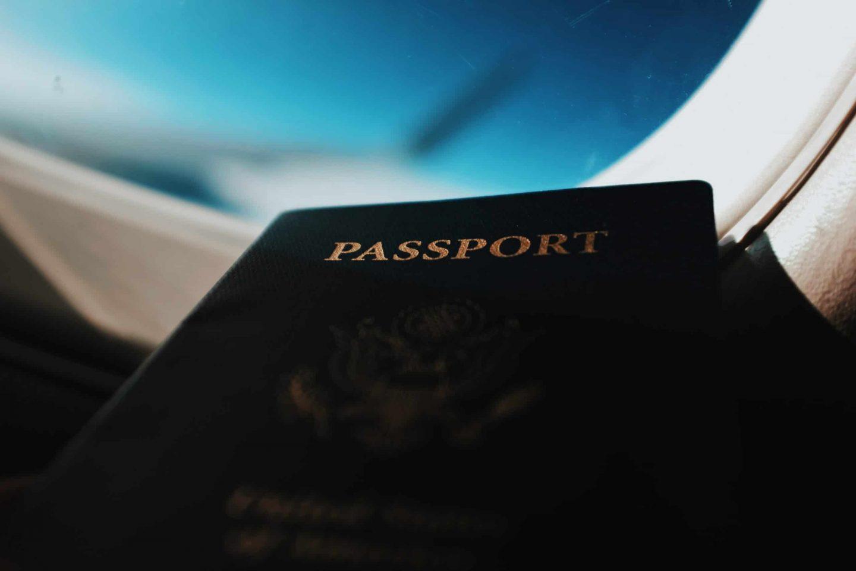 Paspoort Overheid