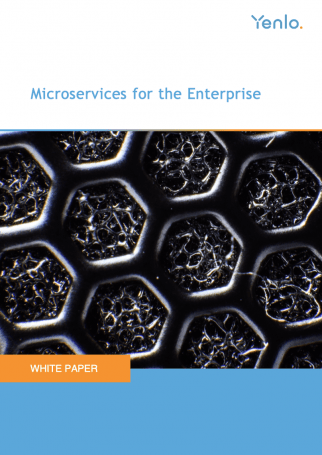 Whitepaper Microservices for the Enterprise