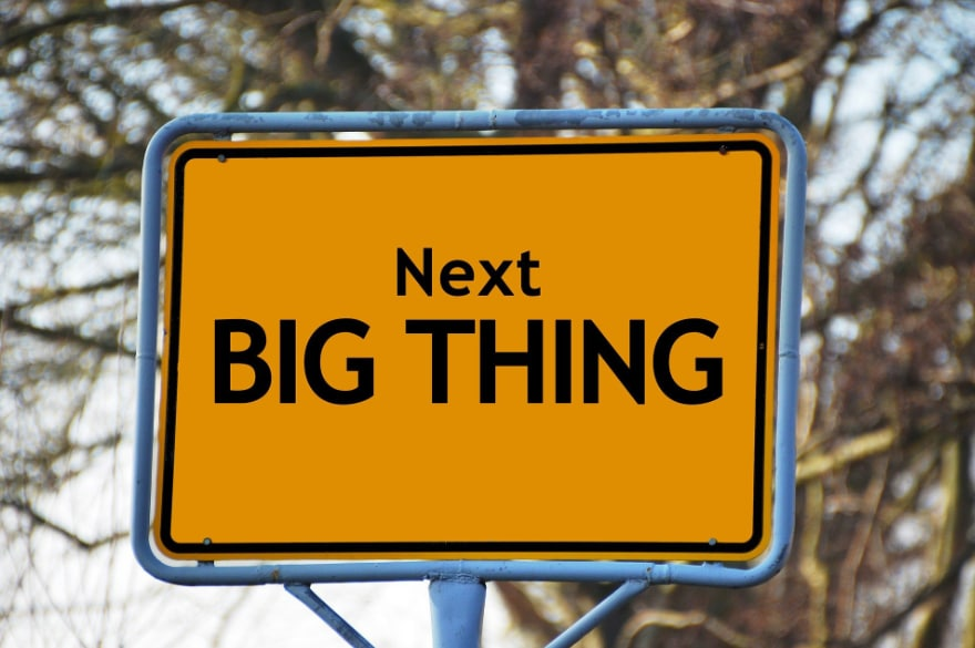 Podcast Next Big Thing