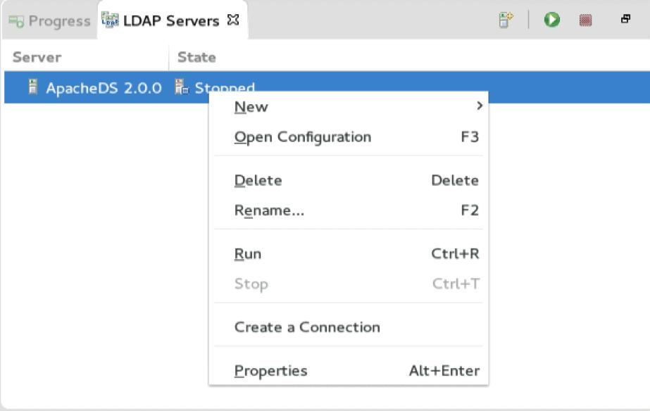 Create a connection LDAP Server.png