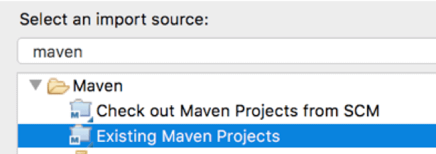 Existing Maven Projects.png