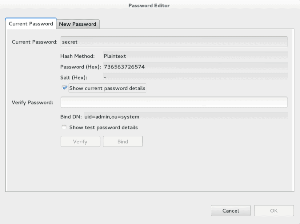 Show Current Password Details.png