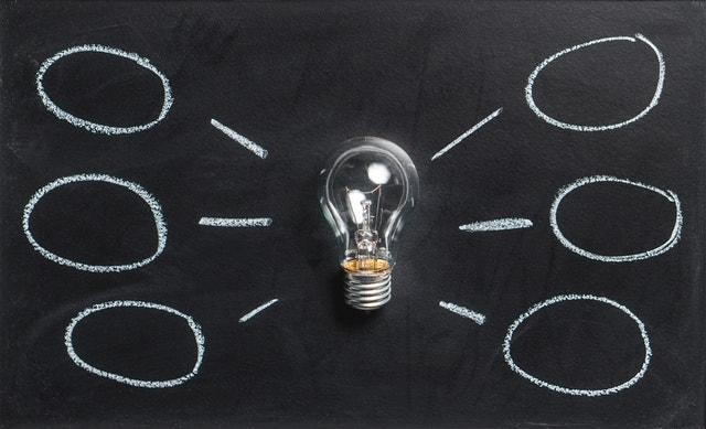 reinventing innovation lamp light
