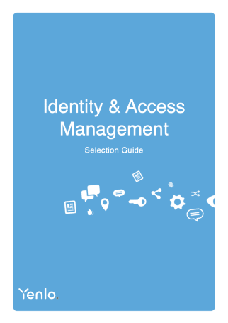 Whitepaper Identity and Access Management