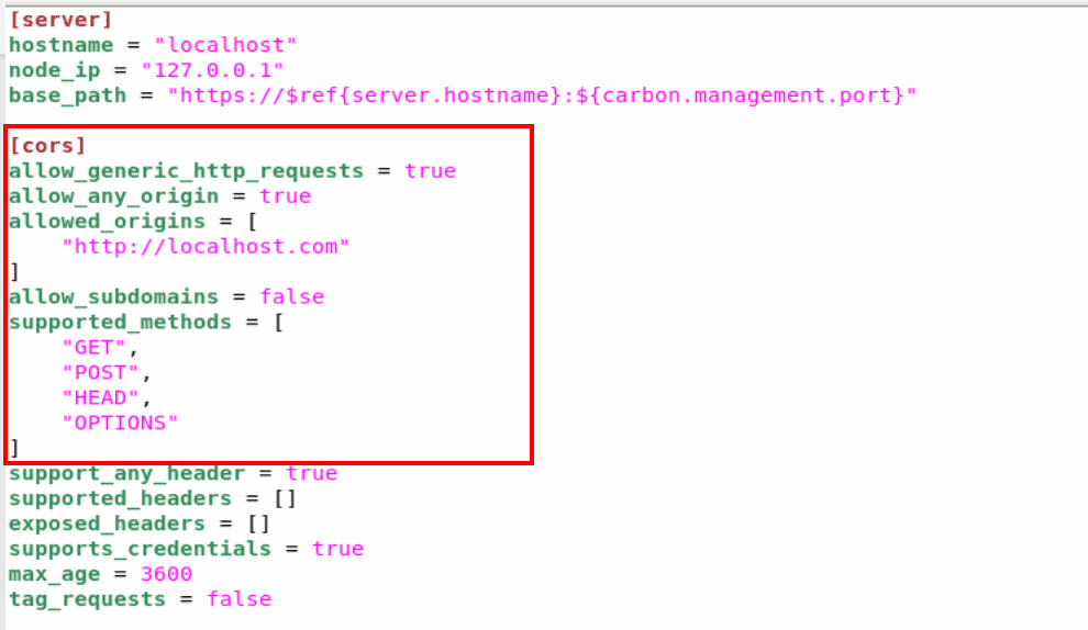 Samples Identity Server 10