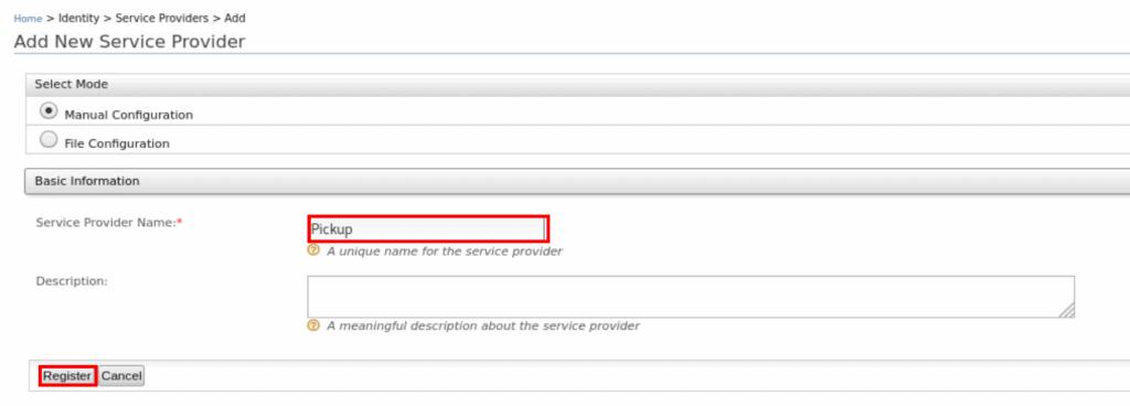 Samples Identity Server 4