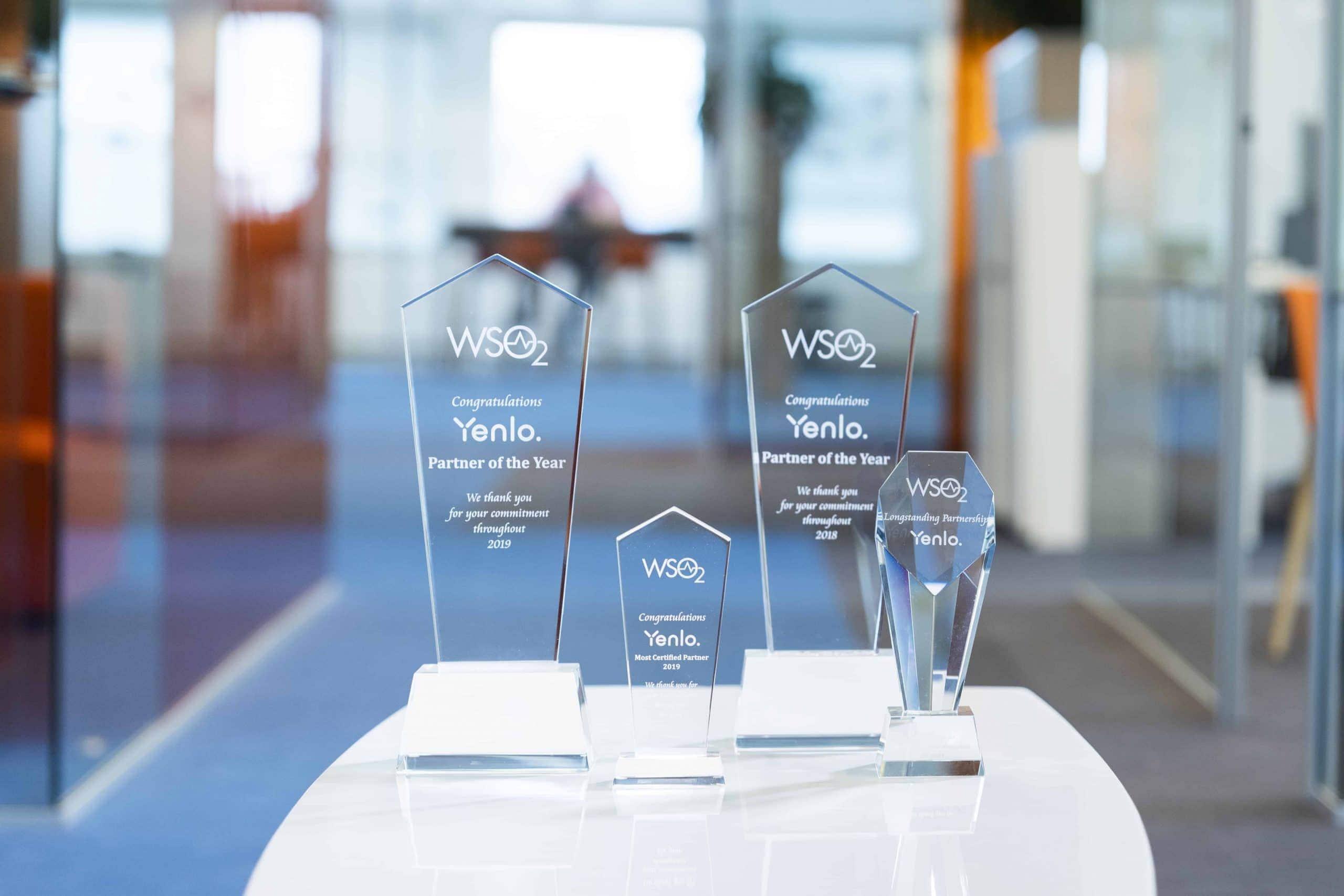 yenlo awards